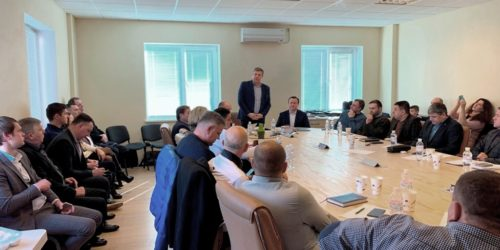 Служіння християн-підприємців презентувало бізнес-школу «Фокус» та відновило діяльність «Асоціації християн підприємців України»