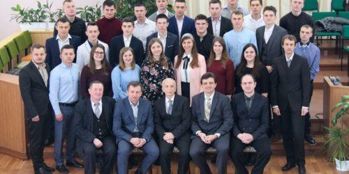 Студенти з України та США розпочали навчання у місіонерській школі «Ковчег Спасіння»