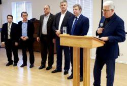 До Київського міського об'єднання УЦХВЄ приєдналося шість помісних церков