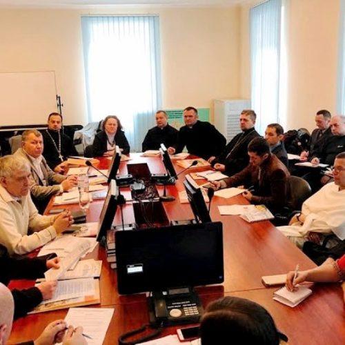 Тюремні капелани розглянули можливості душпастирської опіки службовців системи виконання покарань