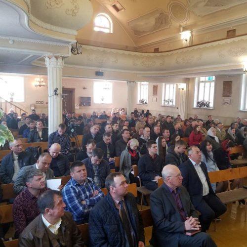 «Як зберегти покоління для Господа» – під таким гаслом пройшла конференція на Тернопільщині