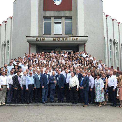 З нагоди 30-річного ювілею місії «Добрий Самарянин» в Рівному пройшла молодіжна місіонерська конференція